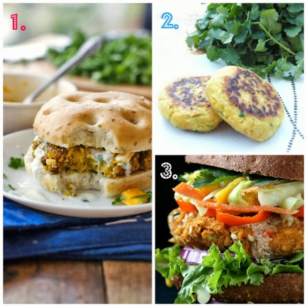 Top 10 Veggie and Vegan Burgers from around the Web